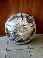 "Колпак переднего колеса Газель R16 ""Дакар Silver"" (выпуклый)"
