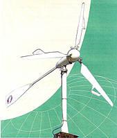 Ветроэлектростанция…