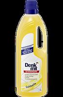 Безопасное натуральное мыло для уборки дома Denkmit Schmierseife Gold 1000 мл