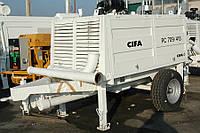 Стационарный бетононасос Cifa PC 709/415 D (АРЕНДА)