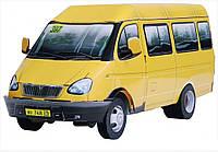 Картонная модель ГАЗ 3221 Маршрутное такси 171 УмБум