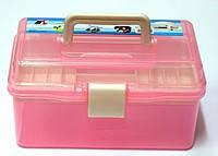 Пластиковый чечоданчик для хранения инструментов маленький
