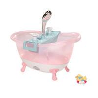 Интерактивная ванночка для куклы Baby Born Веселое купание (свет, звук) Zapf