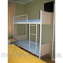 кровать двухъярусная Арлекино 1862х960х2080мм  90  Металл-дизайн, фото 3