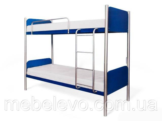 кровать двухъярусная Арлекино 1862х960х2080мм  90  Металл-дизайн