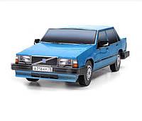 Картонная модель Volvo синий 187-02 УмБум