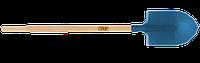 Лопата штыковая с прямым черенком JUCO