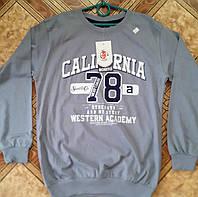 Батник подросток  Калифорния серый 10