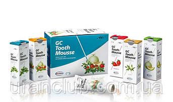 Реминерализующий гель Tooth Mousse, GC (Тусс мусс, ДжиСи) 35 мл.