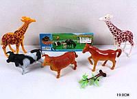 Детский набор Домашние и Дикие животные