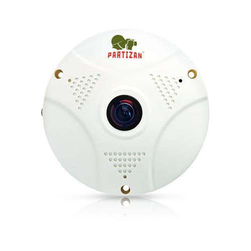 Панорамная IP-видеокамера Partizan IPF-5SP
