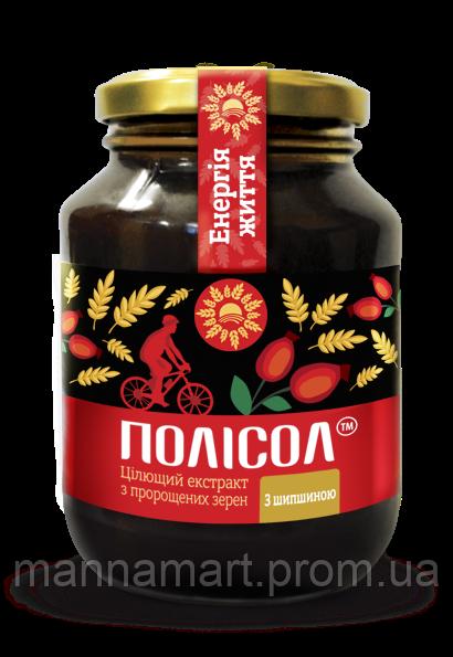 """Экстракт """"Полисол с шиповником"""" (620г)"""