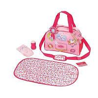 Набор сумка с акссесуарами для пупса Baby Born Zapf Creation 822227