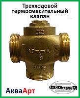 Трехходовой термосмесительный клапан GROSS Teplomix DN 25 1 1/4