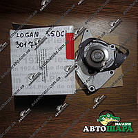 Водяной насос Dacia Logan DCI OE 7701473327 Clio Megane Kangoo 30171