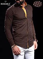 Сорочка чоловіча з довгим рукавом, фото 1