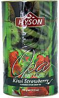 """Чай зеленый Hyson """"Kiwi Strawberry"""" 100г"""