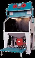 Напорная пескоструйная кабина Elefant 140/120, производства компании SAPI, ФРГ