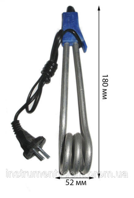 Электрокипятильник 1,2 кВт (Винница)