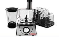 Кухонный комбайн Vitalex VL-6500, универсальный комбайн для кухни, кухонная машина/блендер/кофемолка