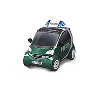 Картонная модель Smart Fortwo Полиция 159-03 УмБум