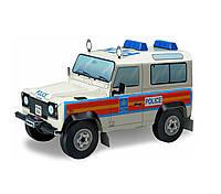 Картонная модель Land Rover Defender 110 Полиция 146-02 УмБум
