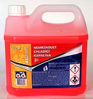 Антифриз G12 красный концентрат AD 3л