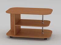 Средний по размеру журнальный стол «Танго» от мебельной фабрики Компанит