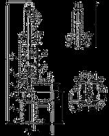 Клапан предохранительный 17с6нж Ду50 Ру16