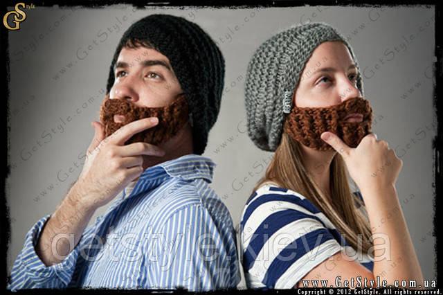 шапка с бородой в киеве и украине по низкой цене почти даром с