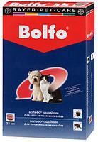 Bayer Bolfo Больфо Байер ошейник для собак от блох и клещей - 35см