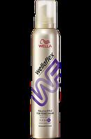 Пенка Сила и Великолепие ваших волос сильной фиксации Wellaflex Schaumfestiger  200 мл