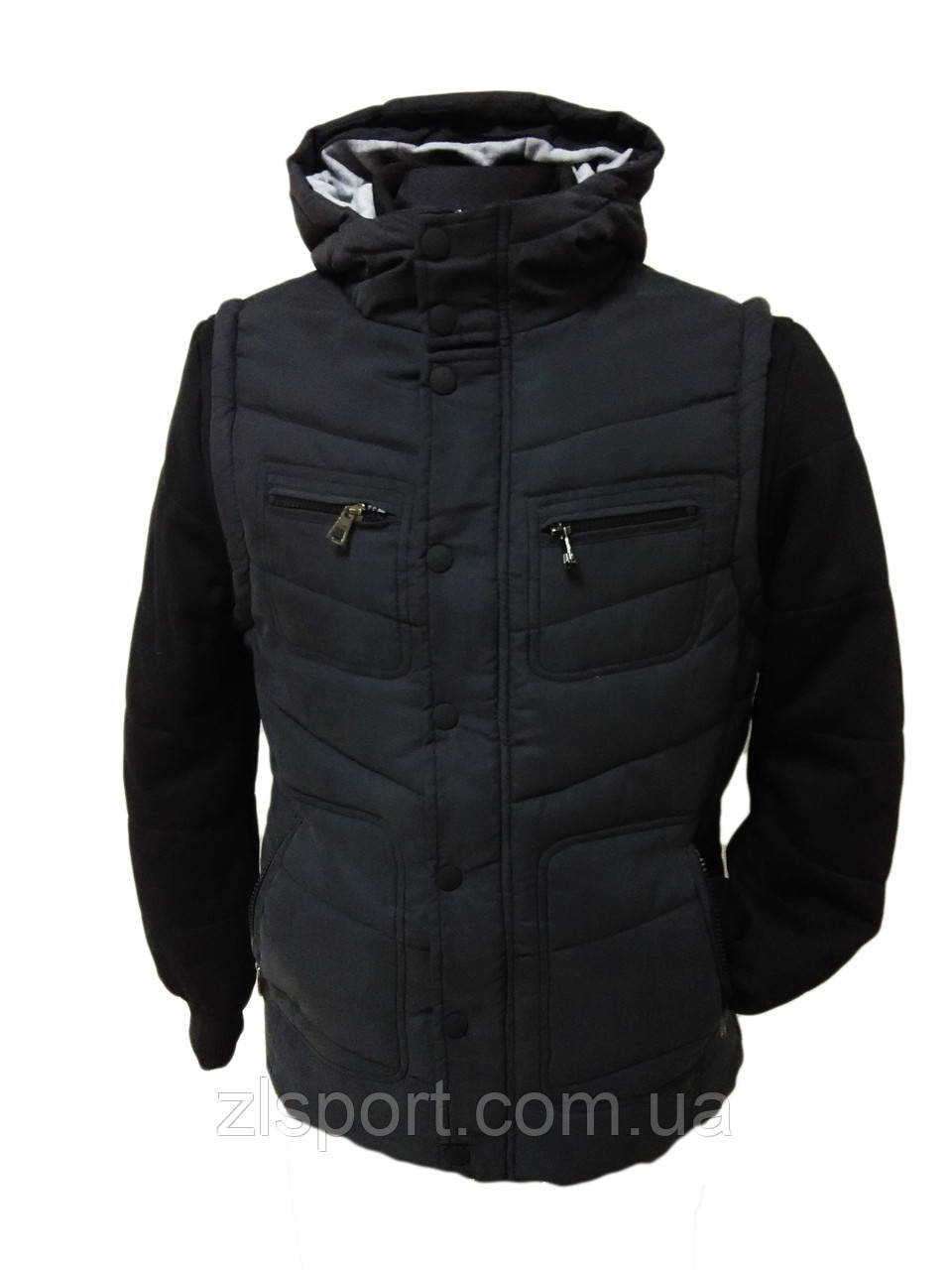 Купить Демисезонную Куртку С Капюшоном