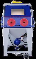 Инжекторно-напорная пескоструйная кабина T-REX, производства компании SAPI, ФРГ