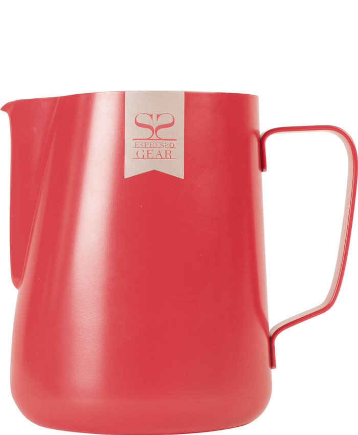 Молочник Espresso Gear Pitcher Red 0,35L
