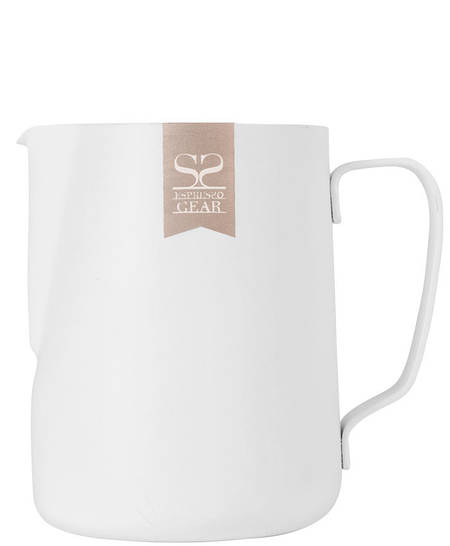 Молочник Espresso Gear Pitcher White 0,35L