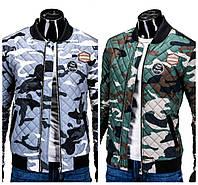 Мужская  куртка в стиле милитари