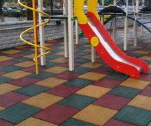Резиновое покрытие для спортзалов, детских площадок