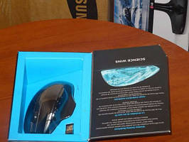 Б/У Миша Logitech Wireless ігрова Gaming Mouse G602