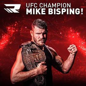 Майкл Биспинг защитил пояс на UFC 204!!!