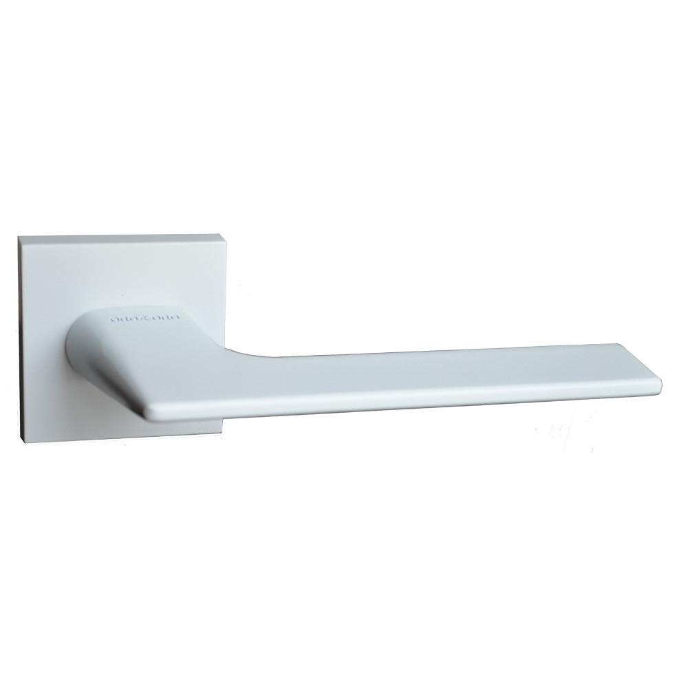 Итальянская дверная ручка ORO&ORO 065-15E White
