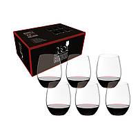 Набор бокалов для красного вина Cabernet/Merlot Riedel 6 шт 0,6 л 7414/60-260