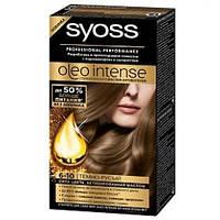 Syoss OLEO INTENSE краска для волос Темно-русый 6-10