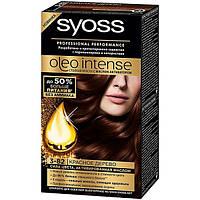Syoss OLEO INTENSE краска для волос Красное дерево 3-82