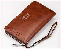Мужское портмоне клатч Baellerry Leather