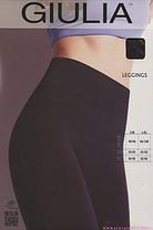 Бесшовные леггинсы из микрофибры с широким поясом LEGGINGS (1), фото 2