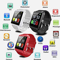 Умные часы Smart Watch U8  черные