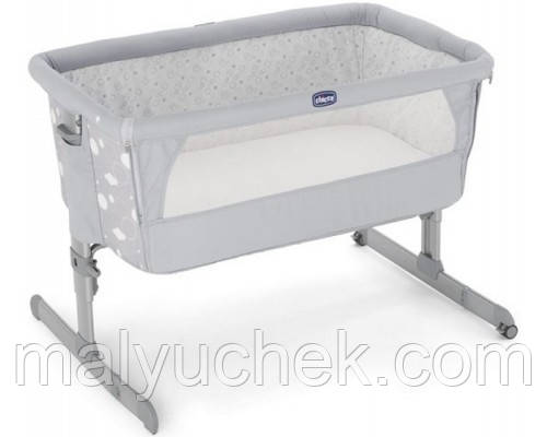 Детская кроватка Chicco Next2me, цвет Circles 79339.00