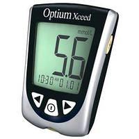 Акционный набор Глюкометр Optium Xceed (Оптиум Эксид™ ) + 25 тест-полосок, (ABBOTT, США)