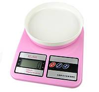 Весы кухонные 7кг точность 1гр SF-400 цифровые